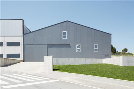 NEW INDUSTRIAL WAREHOUSE FOR POMASA IN PONTEVEDRA